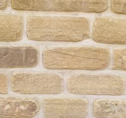 Random Split faced Yorkshire Stone