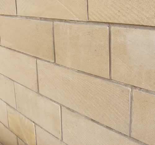 Ashlar walling