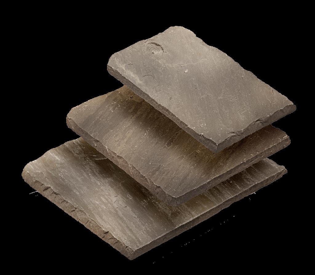 Weathered Stone Roof Slate